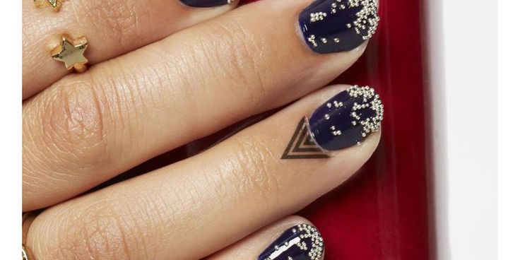 28 Prom Nail Art Ideas - Manicures For Prom 2014