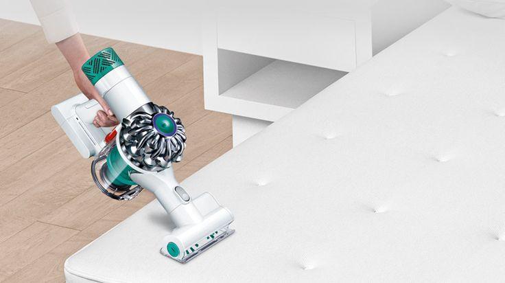 Dyson V6 Mattress Handheld Vacuum Cleaner - Learn More   Dyson.com