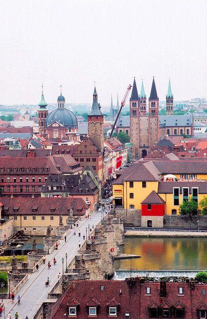 Beautiful Koblenz http://www.travelandtransitions.com/european-travel/