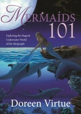 Pixie's Musings: Book Review - Mermaids 101 by Doreen Virtue