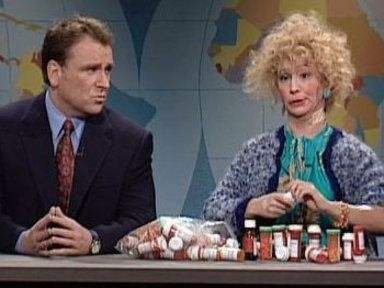 Favorite #SNL character of all time. Lost my shit the first 275 times I saw it... and every time since. I LOVE Cheri Oteri.