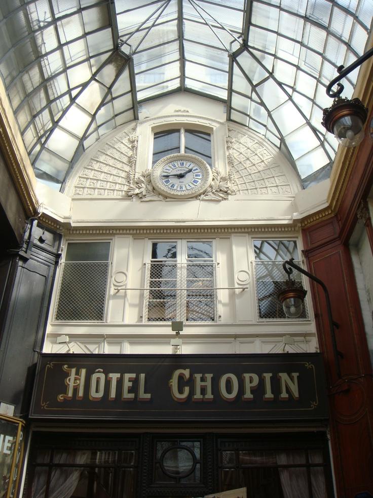 hotel chopin paris art deco pinterest. Black Bedroom Furniture Sets. Home Design Ideas