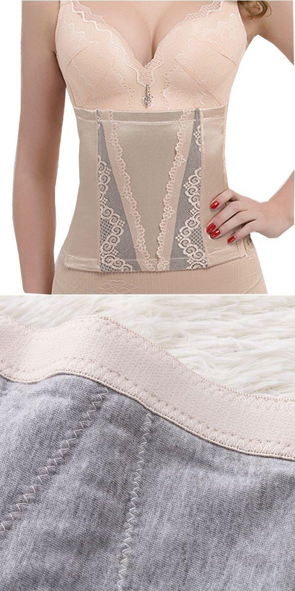 68e159eb67f Women cozy plus size corsets jacquard body shaper breathable waist girdle  bustier corset tops uk  corset  bustier  definition  corset  bustier   habillé ...