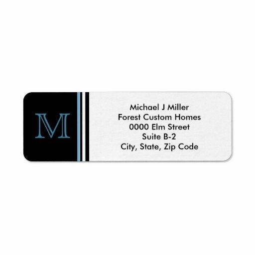 Best  Address Label Maker Ideas On   Print Address