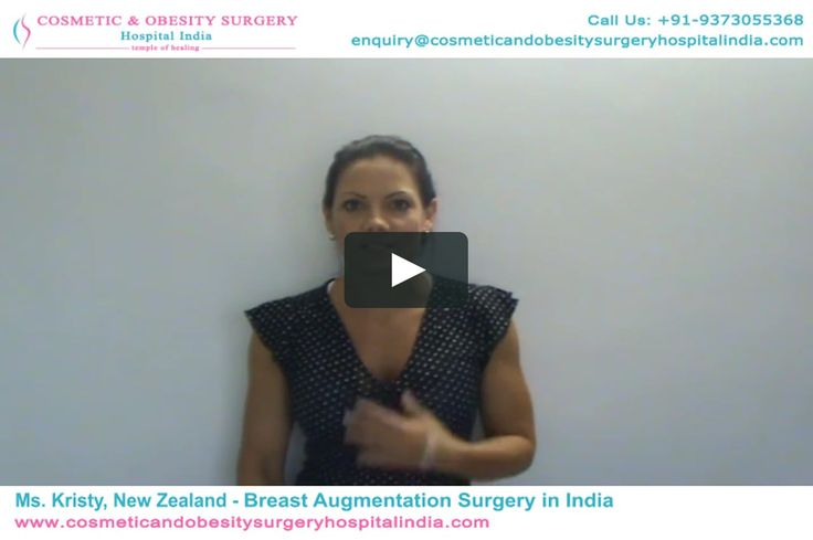 Breast Augmentation Surgery in Bangalore - a cosmetic surgery procedure at affordable cost in Bangalore, India