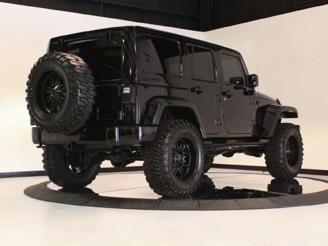 Blacked Out Jeeps - Jeep Wrangler Forum |Murdered Out Jeep Wrangler