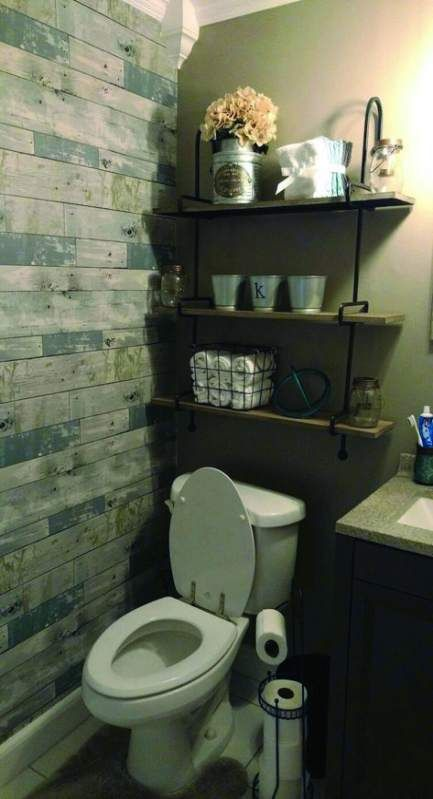 19+ ideas bath room shelf ideas above toilet sinks   – Bath`s!!