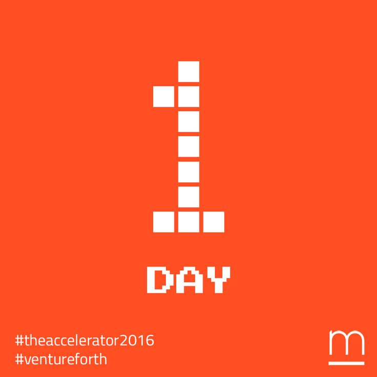 Only 1 day left to join #TheAccelerator2016 – Submit your exhilarating  #startup at: http://metavallon.org/the-accelerator/