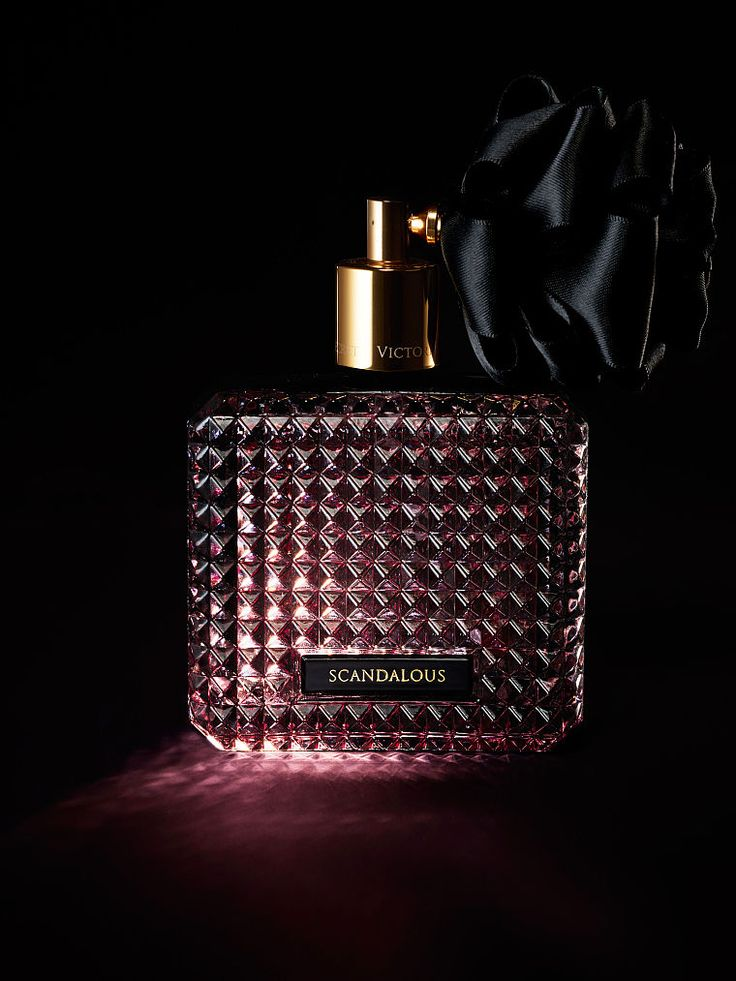Set the mood with notes of Raspberry Liqueur, Black Peony & Praline. | Victoria's Secret Scandalous Eau de Parfum