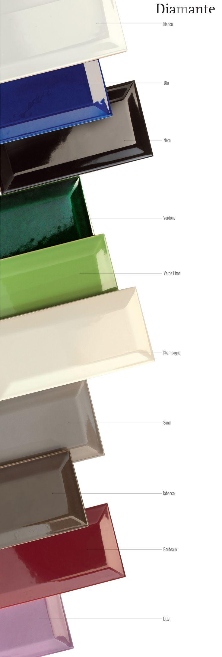 #Tonalite #Diamante #Tiles #Piastrelle #Azulejos #Carreaux #Beveled Tiles #Metro Tiles #Subway Tiles #Backsplash Tiles #Wall Tiles #Floor Tiles