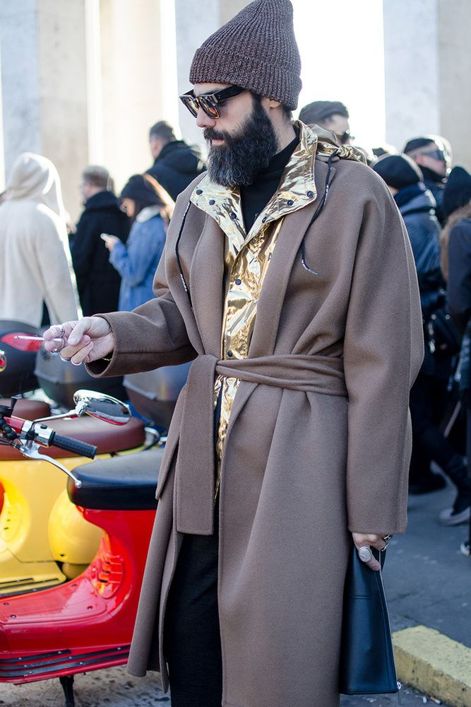 Paris Fashion Week (Ene. 2017) - Streetstyle (Día 2)