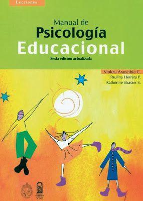 Manual de psicología educacional. | RECURSOS INFANTIL