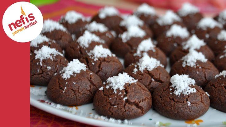 Browni Kurabiye Tarifi | Nefis Yemek Tarifleri - YouTube