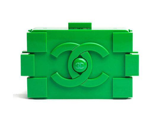 Chanel vs Lego