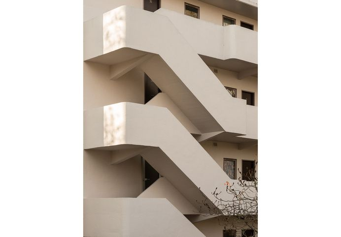 Isokon Building, Lawn Road, London NW3 — The Modern House Estate Agents: Architect-Designed Property For Sale in London and the UK