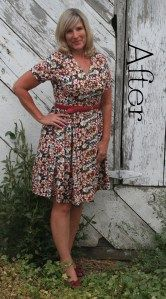 The renegade seamstress. Just found her online, and she's awesome! She can make anything work. I need to learn to sew!!!!