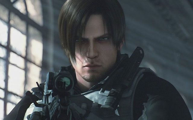 Leon Scott Kennedy - Seductive Look of Leon.