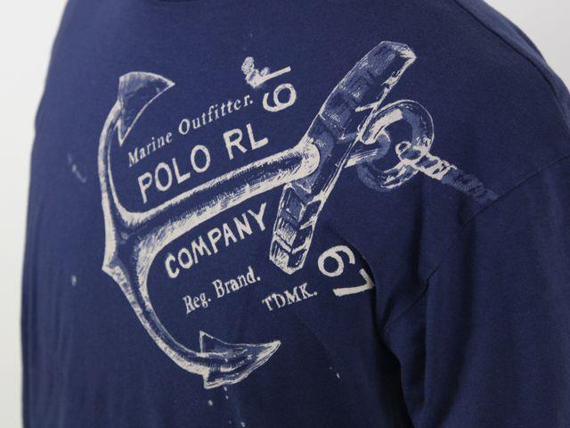 Ralph Lauren Men's T-shirts US ポロ ラルフローレン プリント Tシャツ [107074] - 13190円 : クロエ バッグは割引価格で販売します!激安で送料無料です!