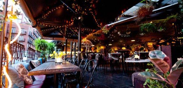 Gazebo Wine Garden, 2 Elizabeth Bay Road Elizabeth Bay Sydney http://barchick.com/find-a-bar/sydney/gazebo-wine-garden