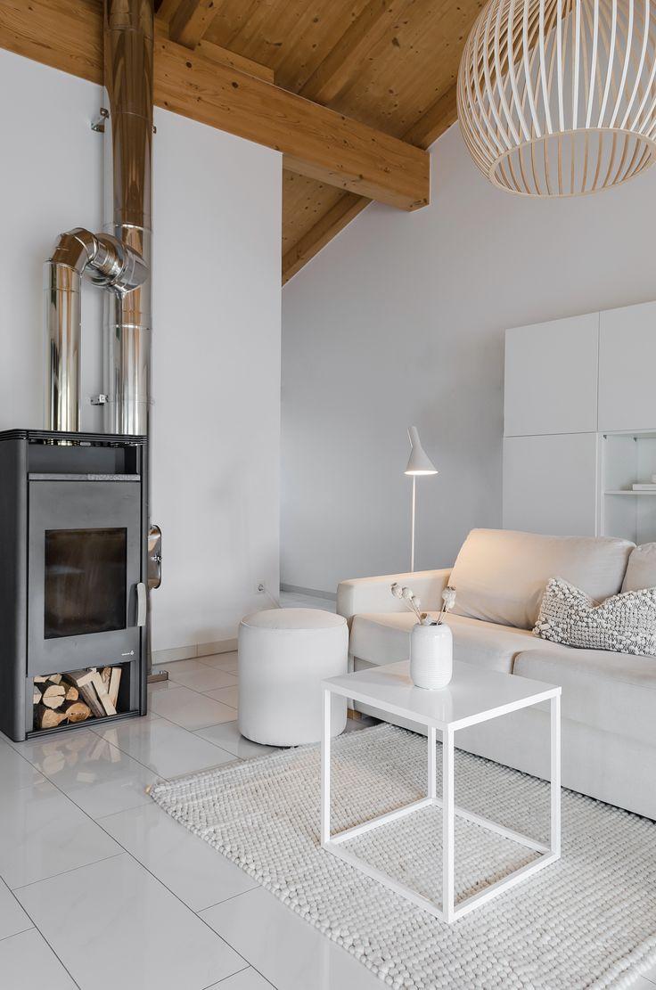 Kamin im Wohnzimmer #chimney #livingroom #interior # ...