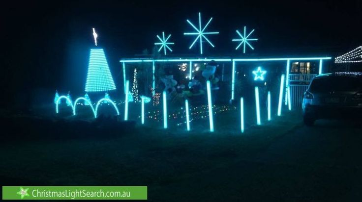 Christmas Lights in Worongary, QLD. http://xmaslights.co/worongary