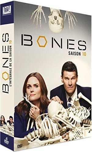 Bones - Saison 10 - DVD NEUF SERIE TV