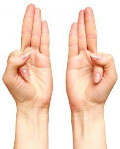 İnsan beyinde en büyük bölüm elimizi ve parmaklarımızı kontrol eden kısımdır. Parmaklarımızda da büyük miktarda sinir uçları bulunmaktadır ve bir teoriye göre belirli bir şekilde bu noktalara basıldığında, vücuda enerji dolaşımına izin veren kanalları bağlamamıza yardımcı oluyor. Bu nedenle elimizin bazı yerlerini kullanarak uyum ve sevincin tadını çıkarabiliriz. 1. Şifa için Gyan Mudra (Bilgi Mudrası) Nasıl yapılır: Bir lotus duruşunda oturun ve ellerinizi dizinize koyun, sonra baş…