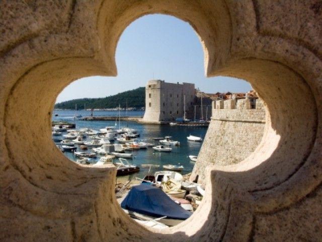 Lune de miel en Croatie