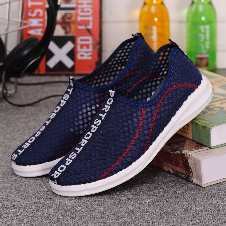 2016 Fashion Mens Shoes Breathable Mesh Men Shoes Walking Super Light Casual Summer Slip On Shoes Men Water Beach Shoes Nail That Deal http://nailthatdeal.com/products/2016-fashion-mens-shoes-breathable-mesh-men-shoes-walking-super-light-casual-summer-slip-on-shoes-men-water-beach-shoes/ #shopping #nailthatdeal