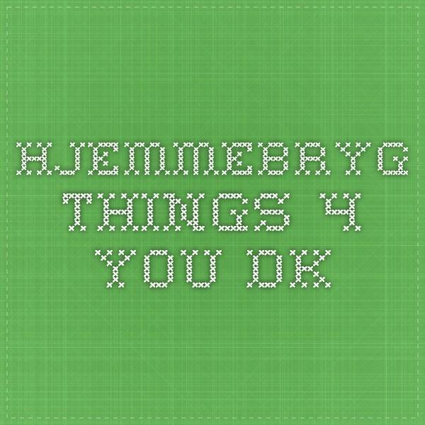 hjemmebryg.things-4-you.dk