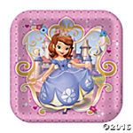 Sofia The First Dinner Plates oriental trading co has some great prices!