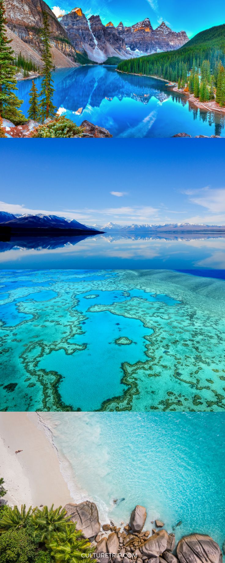 You Have to Swim in These Dazzling Crystal Clear Waters This Summer   Pinterest:@theculturetrip