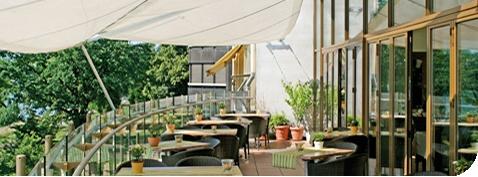 Diehl's Hotel, Koblenz, Rhine Valley