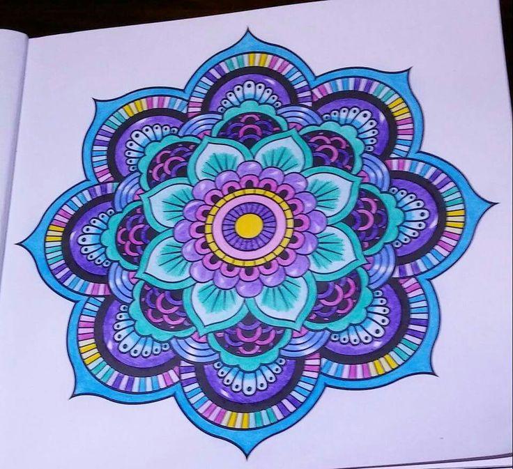 Mandala beauty!                                                                                                                                                                                 More