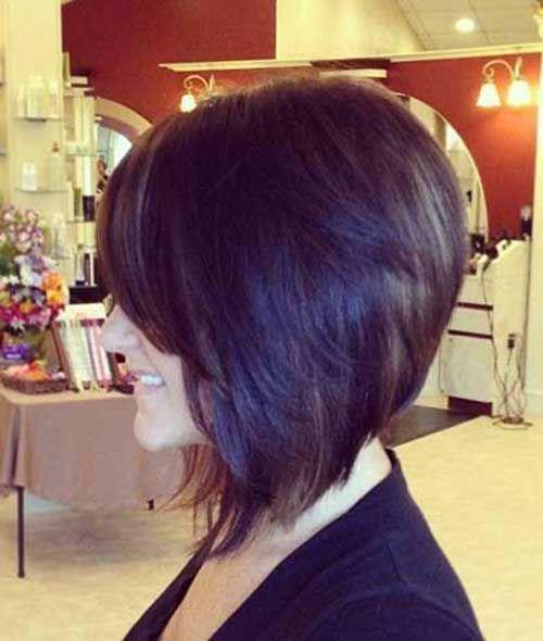 Inverted-Bob-Cut-1 » New Medium Hairstyles