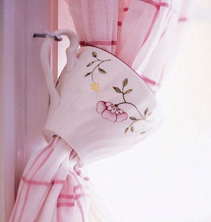 Необычные способы повесить шторы - Colors.life (mobile)