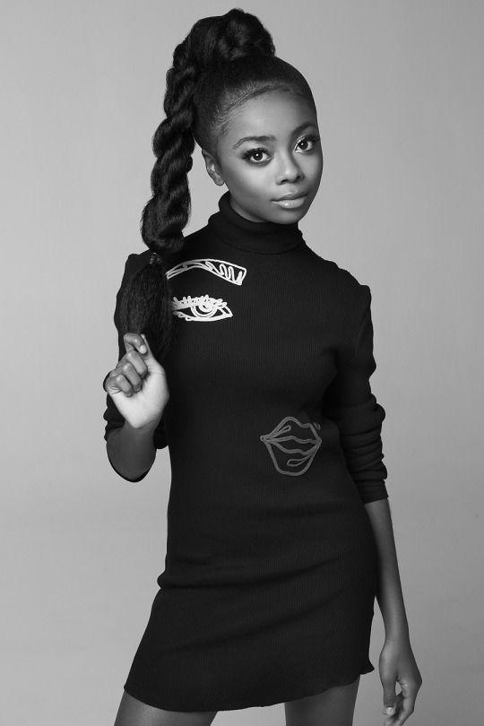 The Power of Black Women Skai Jackson