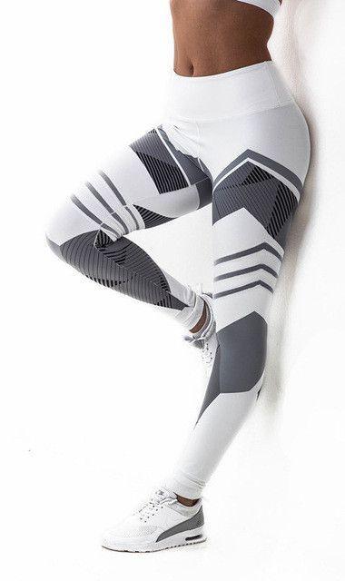 High Elastic Leggings 3d Printing Women Fitness Legging Gothic Push Up Pants Fitness Clothing Sporting Leggins Jegging