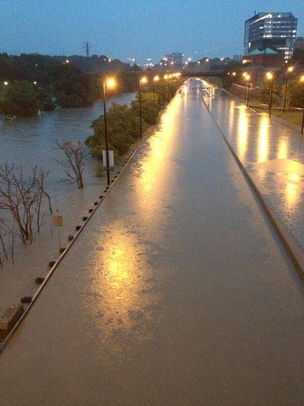 The Flood 2013