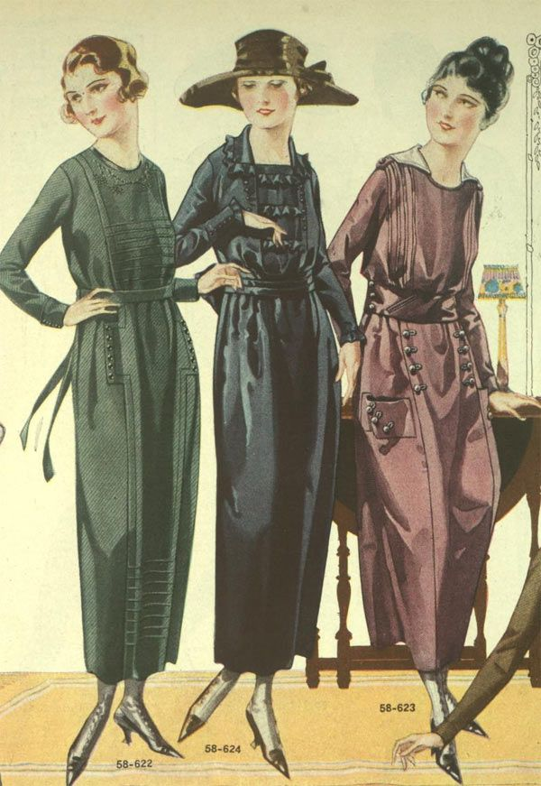 31 Best 1920s Women 39 S Fashion Images On Pinterest Vintage Fashion Fashion History And