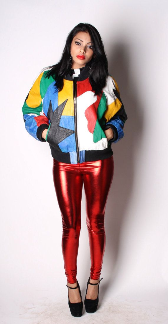 Vintage 90s Retro Fly Girl In Living Color Jennifer Lopez ...