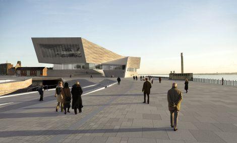 Museo de Liverpool (Liverpool, Inglaterra). Inaugurado en 2011.