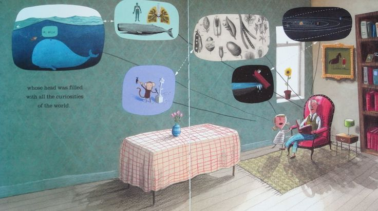 oliver jeffers heart and the bottle - Google Search