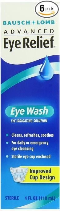 Bausch+Lomb Advanced Eye Relief Eye Wash