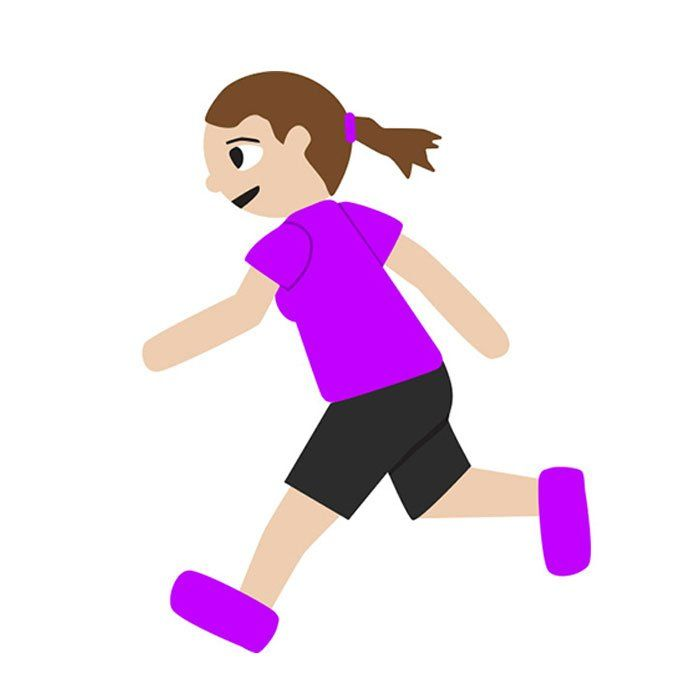 The new burrito emoji is great, but where's the love for ladies who hit the pavement? - Shape.com
