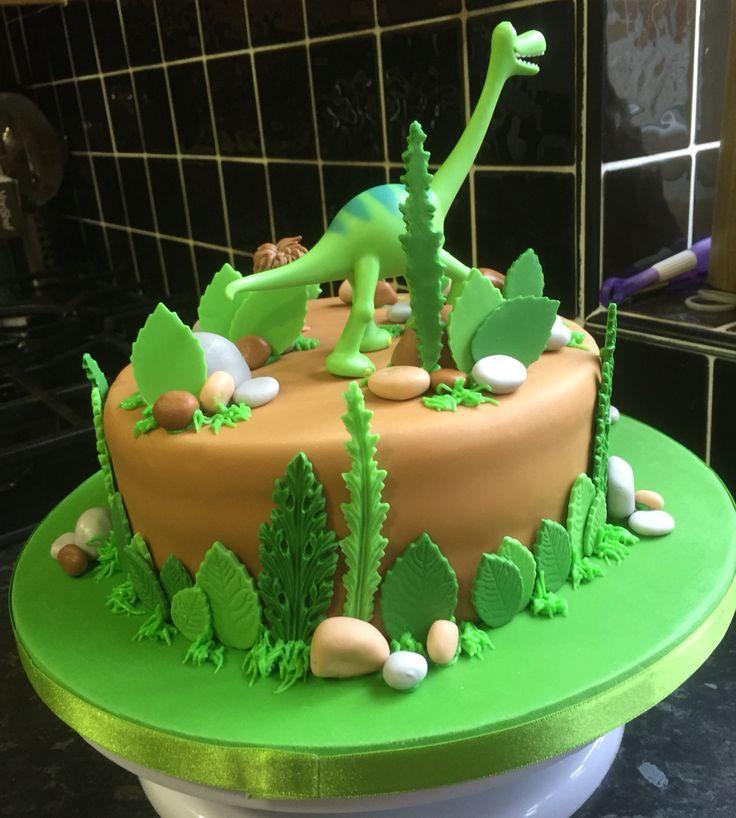 Good Dinosaur Cake Decorations : 152 best Arlo&Spot images on Pinterest The good dinosaur ...