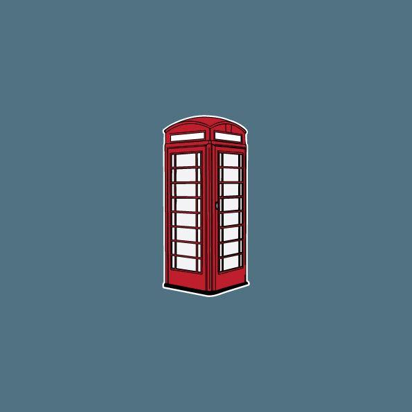 Iconic British illustrations