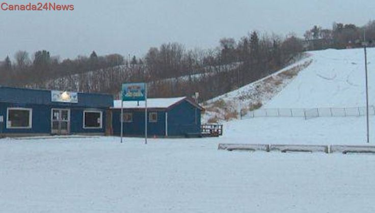 Notice posted at Edmonton Ski Club says lease with city to be terminated next month