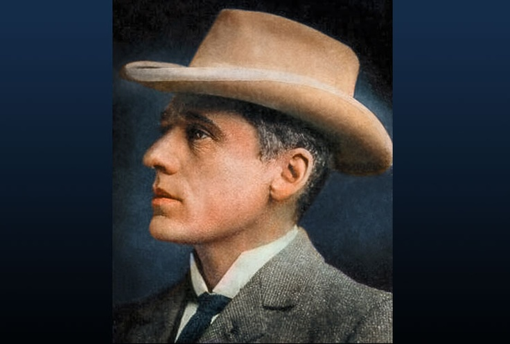 Banjo Patterson, Australian poet and author of 'The Man from Snowy River'