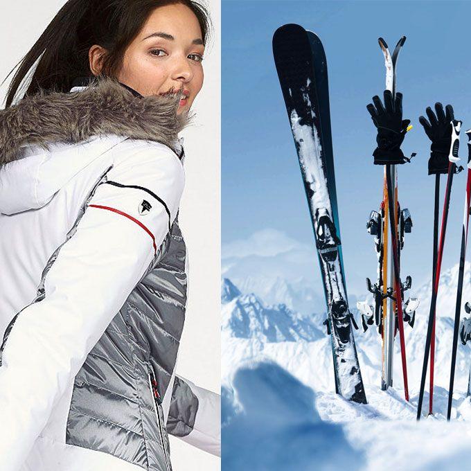 BAUR & Me | Schick im Schnee! - Für viele steht bald wieder ein Skiurlaub vor der Tür: Früh morgens ausgiebig frühstücken, warm einpacken, Skier über die Schulter werfen und hinauf in die Berge – schöner kann man den Tag gar nicht starten! Zum Glück ist die aktuelle Skimode nicht eintönig und grau – ganz im Gegenteil: Bunte Knallfarben, Muster oder schicke Kunstfelle machen euch zum Hingucker in der verschneiten Bergwelt!... mehr auf unserem BAUR & Me Blog ♥
